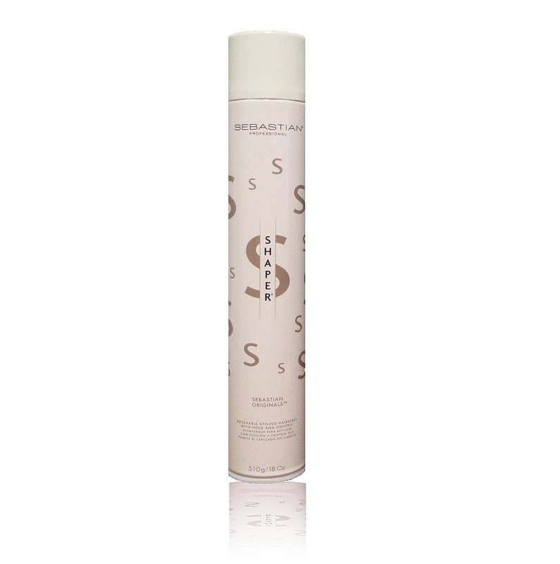 Sebastian Shaper Styling Hairspray 18-ounce (2 pack)