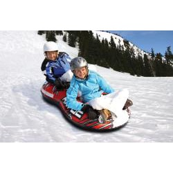 Airhead 'Figure 8' 2-person Snow Tube
