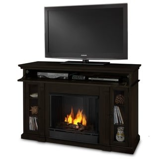 The Lannon Ventless Real Flame Gel Fireplace