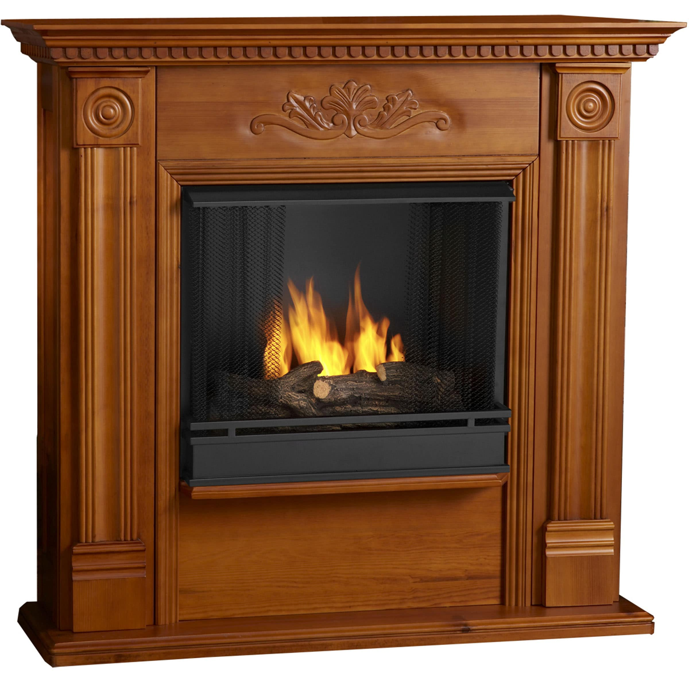 Real Flame Stafford Gel Fireplace