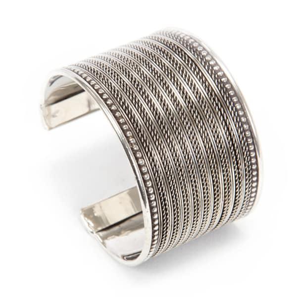 Fine Weave Cuff (India)