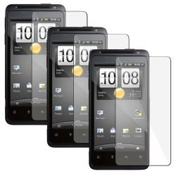 Screen Protector for HTC EVO Design 4G (Pack of 3)