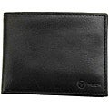 TUMI Men's Black T-Tech Leather Wallet