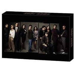 The Sopranos - The Complete Series (DVD)