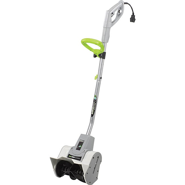 Best Small Electric Snow Blower : Earthwise corded electric snow thrower inch