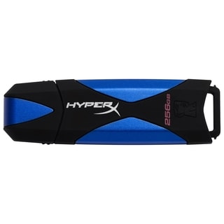 Kingston 256GB DataTraveler HyperX USB 3.0 Flash Drive