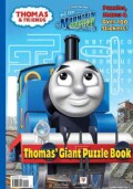 Thomas' Giant Puzzle Book (Paperback)