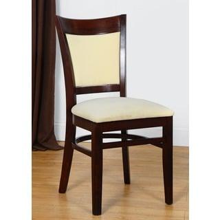 Hyatt Beech Wood Side Chairs (Set of 2)