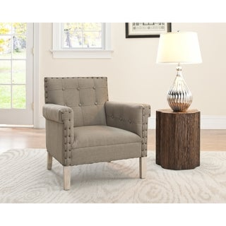 Safavieh Treoiso Olive Club Chair