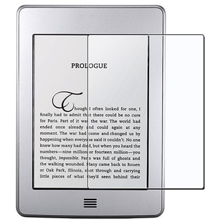 Anti-Glare Transparent Screen Protector for Amazon Kindle Touch (Pack of Two)