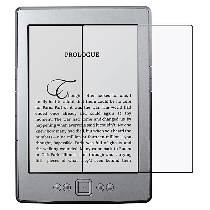 Anti-Glare Screen Protector for Amazon Kindle 4