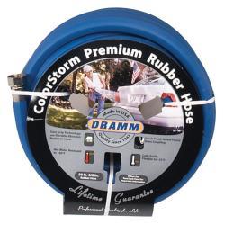 Dramm Colorstorm Premium Blue Rubber Hose