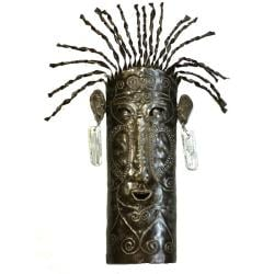 Recycled Mask of Life (Haiti)