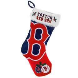 Boston Red Sox 2011 Colorblock Christmas Stocking