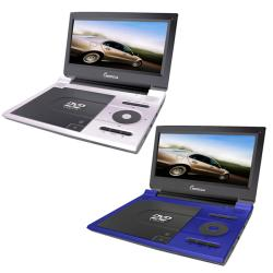 Impecca Portable DVD Player with 9-inch Widescreen Display