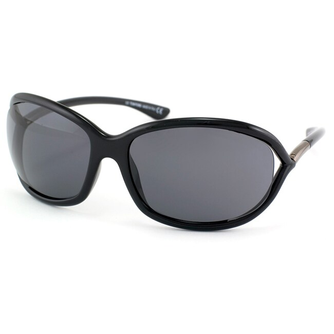tom ford women 39 s jennifer black sunglasses overstock shopping big. Cars Review. Best American Auto & Cars Review