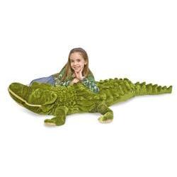 Melissa & Doug Plush Alligator
