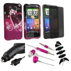 BasAcc Case/ Protector/ Headset/ Wrap/ Car Charger for HTC Desire HD