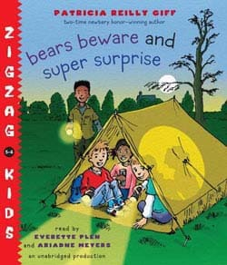 Bears Beware and Super Surprise (CD-Audio)