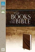 The Books of the Bible: New International Version, Brown Italian Duo-Tone (Paperback)