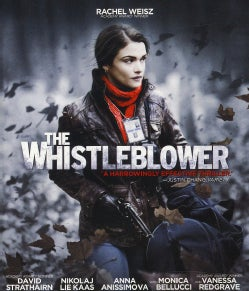 The Whistleblower (Blu-ray Disc)