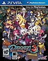 Ps Vita - Disgaea 3 Absence of Detention