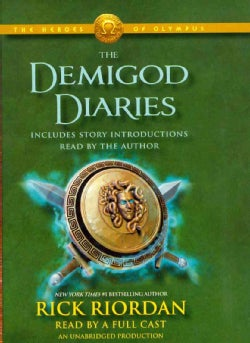 The Demigod Diaries (CD-Audio)