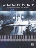 Journey - Piano Sheet Music Anthology: Piano/ Vocal/ Guitar (Paperback)