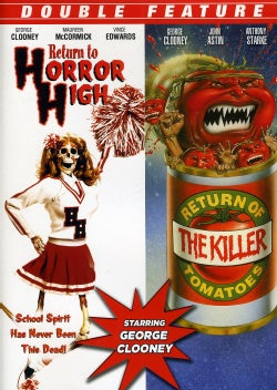 Return To Horror High/Return Of The Killer Tomatoes (DVD)