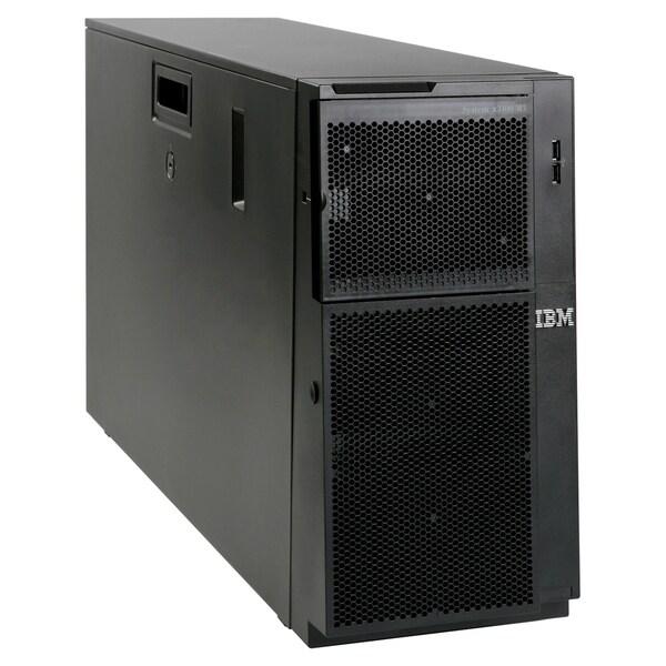 Lenovo System x x3400 M3 7379E5U 5U Tower Server - 1 x Intel Xeon E56