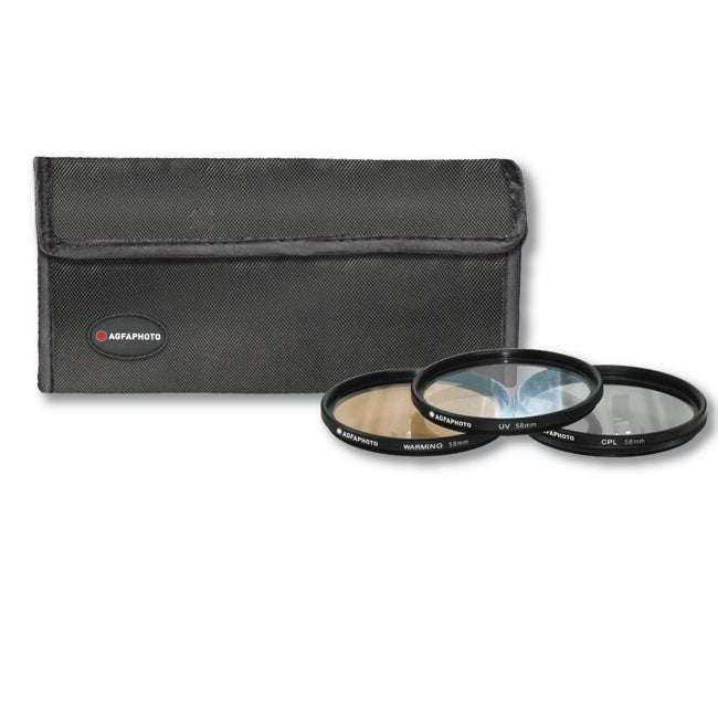 AGFA 58mm Filter Kit