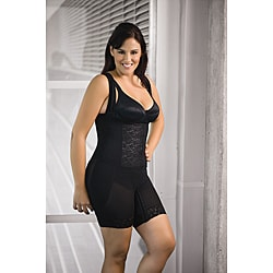 Co'Coon Women's Plus Size Short Wonder Shaper Bodysuit