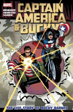 Captain America and Bucky: The Life Story of Bucky Barnes (Paperback)