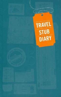 Travel Stub Diary (Record book)
