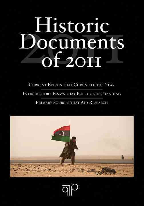 Historic Documents of 2011 (Hardcover)