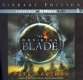 The Obsidian Blade: Library Edition (CD-Audio)