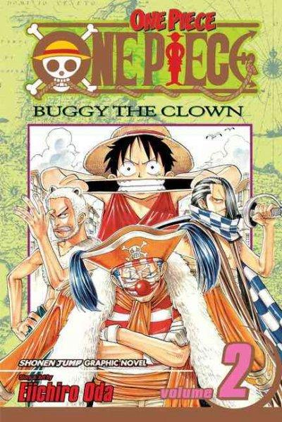 One Piece 2: Buggy the Clown (Paperback)