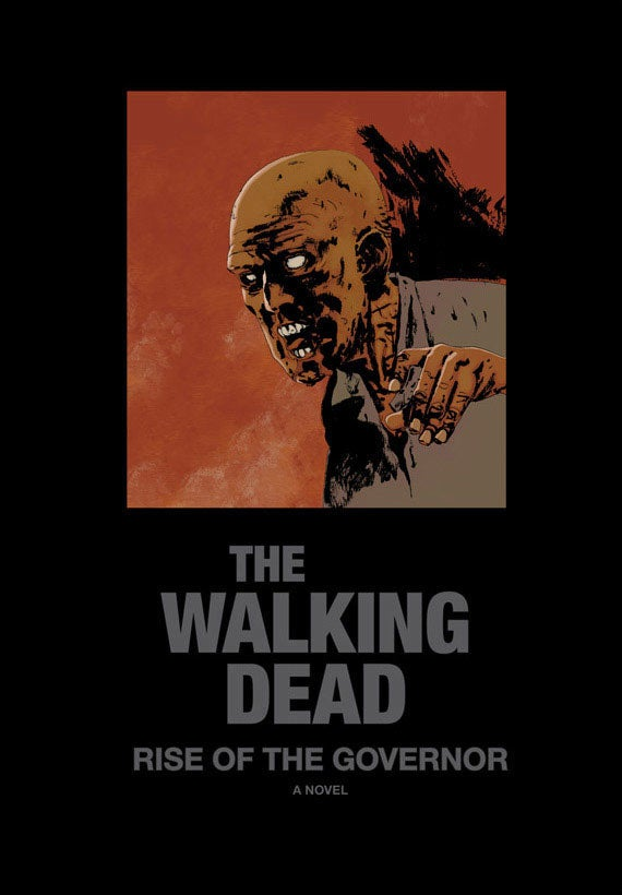 Walking Dead: Rise of the Governor Deluxe Slipcase Edition (Hardcover)