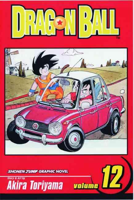 Dragon Ball 12 (Paperback)