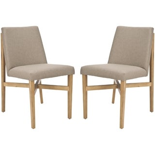 Safavieh Floating Design Olive Chair (Set of 2)