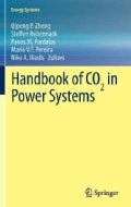 Handbook of CO2 in Power Systems (Hardcover)