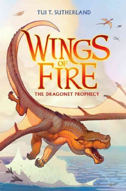 The Dragonet Prophecy (Hardcover)