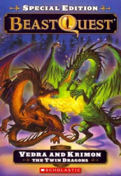 Vedra and Krimon the Twin Dragons (Paperback)