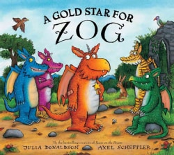 A Gold Star for Zog (Hardcover)