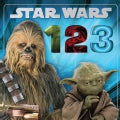 Star Wars 1, 2, 3 (Board book)