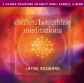 Chakra Breathing Meditations: Guided Practices to Unify Body, Breath, and Mind (CD-Audio)