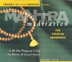 Mantra Meditation for Creating Abundance (CD-Audio)