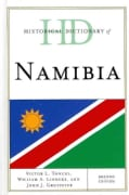 Historical Dictionary of Namibia (Hardcover)