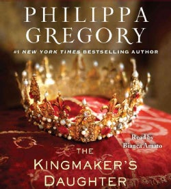 The Kingmaker's Daughter (CD-Audio)