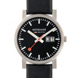 Mondaine's Men's Big Date Watch